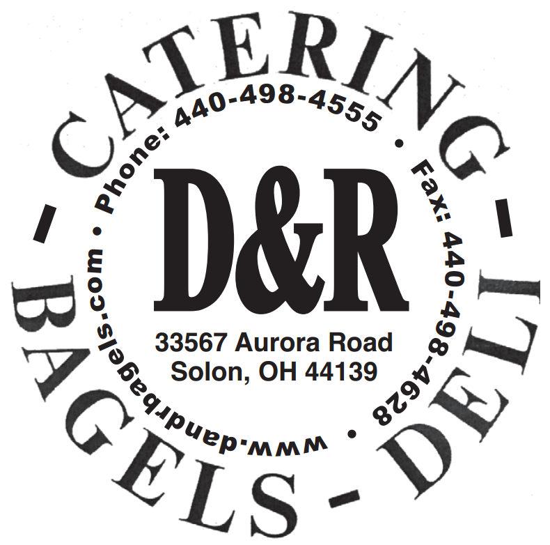 D&R Bagels Logo